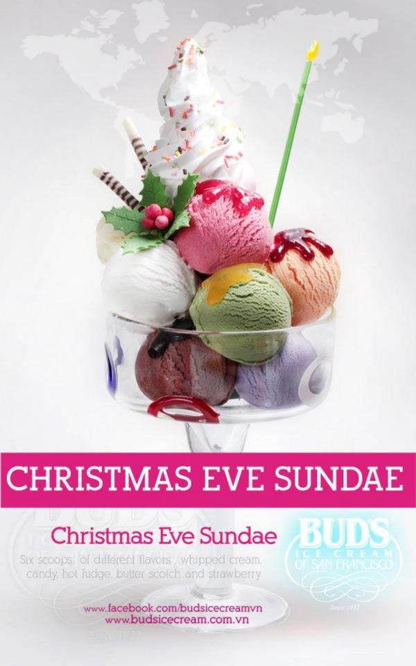 Bud's-ice-cream-CHRISTMAS-EVE-SUNDAE-porfolio-egret-grass-food-stylist