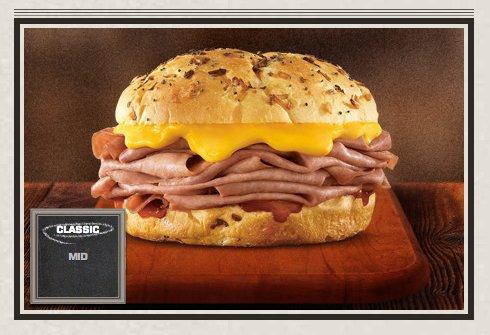 Arby's-Beef 'n-Cheddar-Sandwich-(Ad)