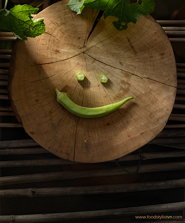 Smile Prop Styling: Nguyen - Photograph by: Rong Vang