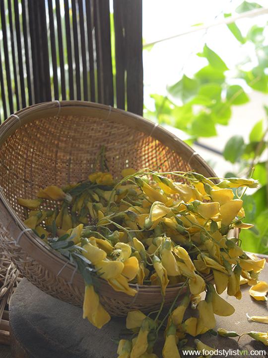 Bông điên điển Food Styling: Nguyên - Photograph by: Rong Vang