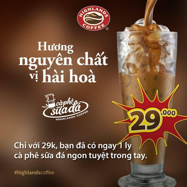 Cà phê sữa đá  Client: Highlands Coffee Photographer : Wing Chan at BITE Studio Food Stylist: Tiến Nguyên