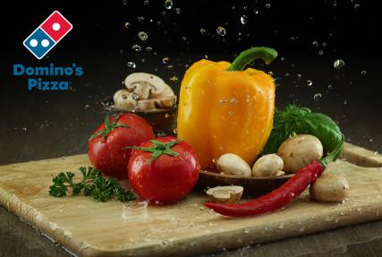 Rau củ Client: Domino's Pizza Vietnam Photo & retouch: Lê Thanh Tùng at Spotlight Studio Food stylist: Bùi Lý Tiến Nguyên Lighting assistant: Nhím Hoang & Khoa Hồ Producer: Pham My Linh