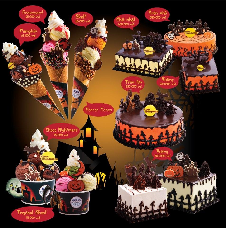 Food Styling Bud's Ice Cream Vietnam