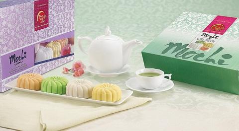 Bánh Mochi - Kinh Đô Food Stylist: Nguyên Client: Kinh Đô Agency: Dentsu Alpha Production house: PROFESSIONAL IMAGE